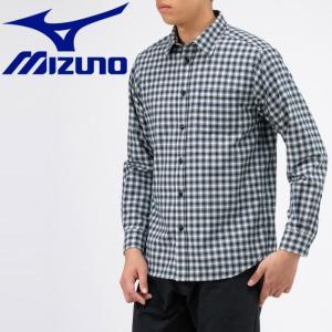 ミズノ アウトドア マジックドライトレイルシャツ メンズ B2MC951102|g-zone