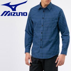 ミズノ アウトドア マジックドライトレイルシャツ メンズ B2MC951114|g-zone