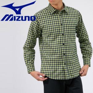 ミズノ アウトドア マジックドライトレイルシャツ メンズ B2MC951143|g-zone