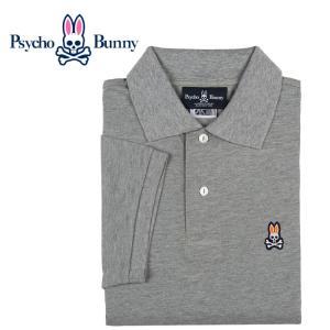 サイコバニー ゴルフウェア 半袖ポロシャツ Anniversary Polo B6K516S7PC USAモデル 春夏 19sbn|g-zone