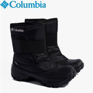コロンビア ユースロープトゥクルーザー2 ウインター ブーツ ジュニア BY1203-010|g-zone