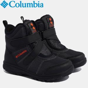 コロンビア ユースフェアバンクス ウインター ブーツ ジュニア BY5951-053|g-zone