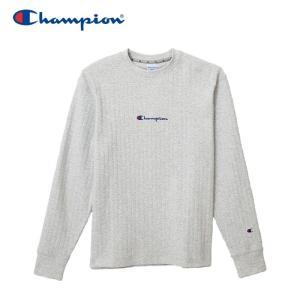 チャンピオン ロングスリーブTシャツ ゴルフ C3-NS002-035 メンズ 2018秋冬|g-zone