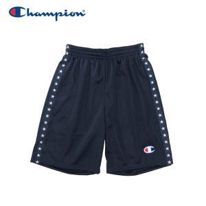 チャンピオン チャンプメッシュショーツ CAGERS バスケットボール メンズ C3-PB541-370 19SS|g-zone