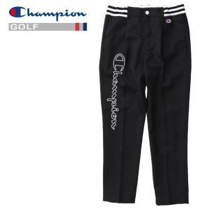 チャンピオン ゴルフウェア ロングパンツ C3-PG203-090 メンズ 2019春夏|g-zone