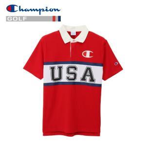 チャンピオン ゴルフウェア ポロシャツ C3-PG302-940 メンズ 2019春夏|g-zone