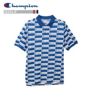 チャンピオン ゴルフウェア ポロシャツ C3-PG317-327 メンズ 2019春夏|g-zone