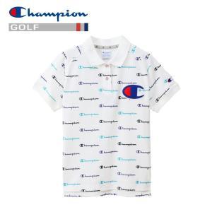 チャンピオン ゴルフウェア ポロシャツ CW-PG307-010 レディース 2019春夏|g-zone