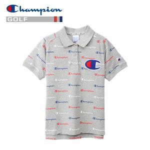 チャンピオン ゴルフウェア ポロシャツ CW-PG307-070 レディース 2019春夏|g-zone