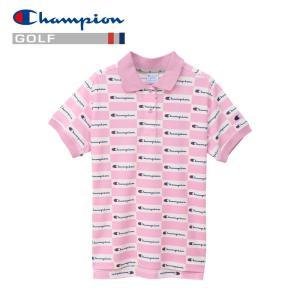 チャンピオン ゴルフウェア ポロシャツ CW-PG316-920 レディース 2019春夏|g-zone