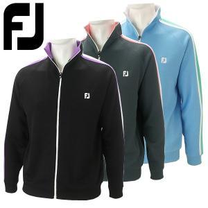 フットジョイ ゴルフウェア メンズ リブジャケット 長袖 FJ-S17-M53|g-zone