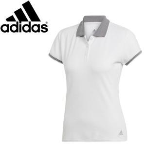 アディダス テニス TENNIS CLUB POLO ポロシャツ レディース FVV80-DW8687|g-zone