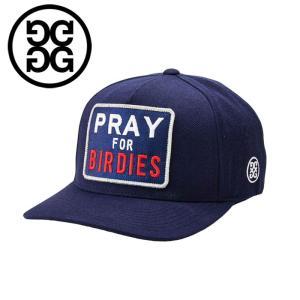 GFORE ジーフォア ゴルフキャップ 帽子 G4AC0H04 Pray for Birdies Snapback 並行輸入品 メンズ|g-zone