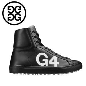 GFORE ジーフォア ゴルフシューズ G4MS19EF14 High Top Disruptor 並行輸入品 メンズ スパイクレス|g-zone