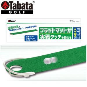 タバタ フラットパターマット1.6 人工芝仕様 GV-0139 Tabata|g-zone