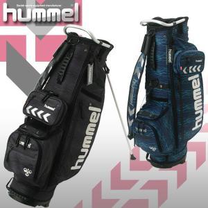 hummel ヒュンメル ライトウェイト マルチ スタンドバッグ キャディバッグ HFB7074 数量限定品|g-zone
