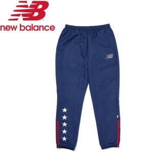 ○19FW New Balance(ニューバランス)  ピステパンツ  JJPF9494-NV ジュニア|g-zone