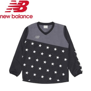 ○19FW New Balance(ニューバランス)  ピステトップ  JJTF9493-BK ジュニア|g-zone