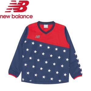 ○19FW New Balance(ニューバランス)  ピステトップ  JJTF9493-NV ジュニア|g-zone