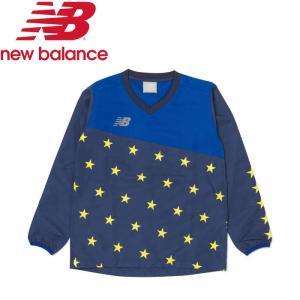 ○19FW New Balance(ニューバランス)  ピステトップ  JJTF9493-RYB ジュニア|g-zone