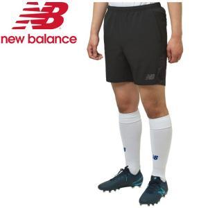 ○19FW New Balance(ニューバランス)  ウーブンショーツ  JMPF9464-BK メンズ|g-zone