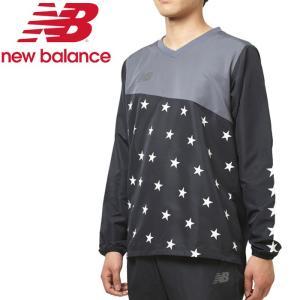 ○19FW New Balance(ニューバランス)  ピステトップ  JMTF9475-BK メンズ|g-zone