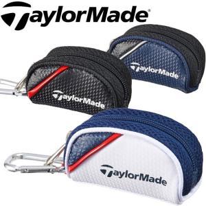 テーラーメイド ゴルフ メンズ TaylorMade トゥルーライト ボールケース KY413 2019年春夏 g-zone