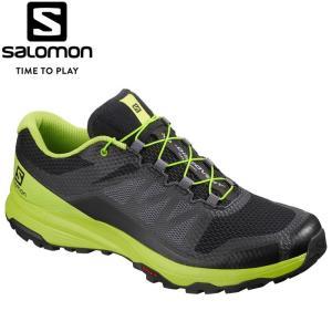 サロモン XA DISCOVERY トレイルランニングシューズ メンズ L40605900