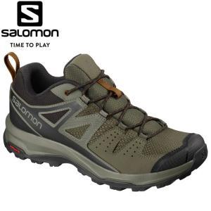 サロモン X RADIANT トレッキングシューズ メンズ L40675000|g-zone