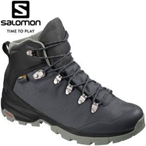 サロモン OUTback 500 GORE-TEX W トレッキングシューズ レディース L40692800|g-zone