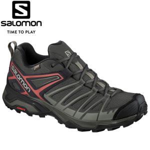 サロモン X ULTRA 3 PRIME GORE-TEX トレッキングシューズ メンズ L40741400|g-zone