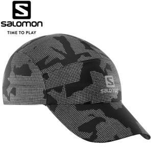 サロモン ランニング REFLECTIVE CAP キャップ メンズ LC1179600