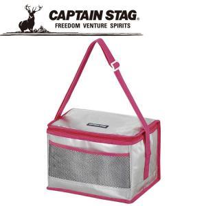 キャプテンスタッグ セジール ソフトクーラーバッグ 6L(ピンク) M2969|g-zone