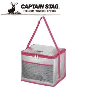 キャプテンスタッグ セジール ソフトクーラーバッグ 15L(ピンク) M2970|g-zone