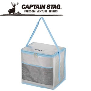 キャプテンスタッグ セジール ソフトクーラーバッグ 24L(ブルー) M2974|g-zone