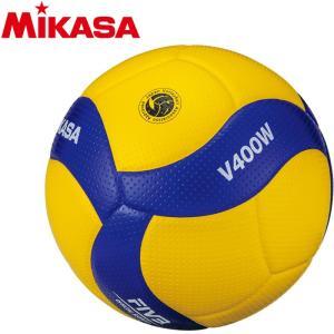 ミカサ バレーボール 検定球4号 V400W|g-zone