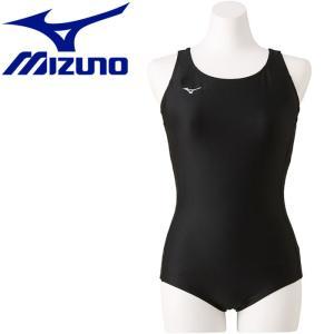 ミズノ BASic ワンピース 競技水着 レディース N2MA9C0109 返品不可|g-zone