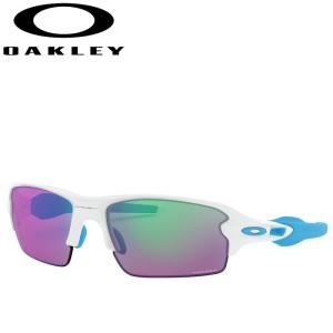 オークリー ゴルフ メンズ サングラス フラック2.0 アジアンフィット OO9271-1761 Oakley Flak 2.0 g-zone