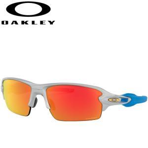 オークリー ゴルフ メンズ サングラス フラック2.0 アジアンフィット OO9271-3361 Oakley Flak 2.0の画像
