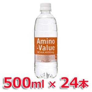 アミノバリュー4000 500mlペットボトル × 24本 OTS-17031