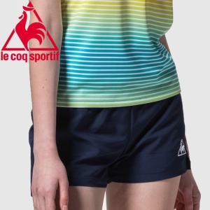 ルコック テニス ゲームパンツ レディース QTWOJD05-NVY|g-zone