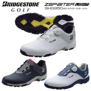 ブリヂストンゴルフ TOUR B ゼロ・スパイク・バイター ライト ゴルフシューズ メンズ SHG950 2019年モデル|g-zone