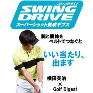 スウィング ドライブ スーパーショット養成ギブス|g-zone
