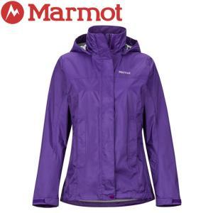 マーモット W's PreCip Eco Jacket ウィメンズプレシップエコジャケット レディース TOWNGK4670-7298|g-zone