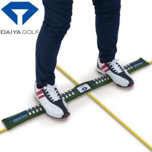 ダイヤ ゴルフ ダイヤバランスアライメント ゴルフ練習器 TR-473