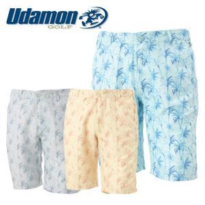 ユダマン メンズ ゴルフウェア ハーフパンツ XUD-1860 春夏|g-zone