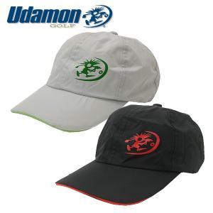 送料無料 ユダマン ゴルフ メンズ レインキャップ XUD-8300 UdamonGOLF|g-zone