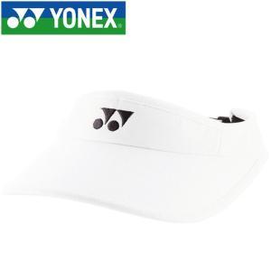 ヨネックス テニス ベリークールサンバイザー レディース 40036-011