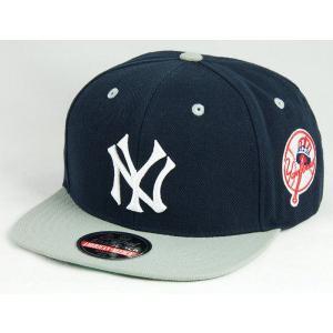 アメリカン ニードル MLBクーパーズタウン スナップバックキャップ (ニューヨーク・ヤンキース)|g2sports