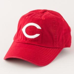 アメリカン ニードル MLBクーパーズタウン カジュアルキャップ (シンシナティ・レッズ)|g2sports